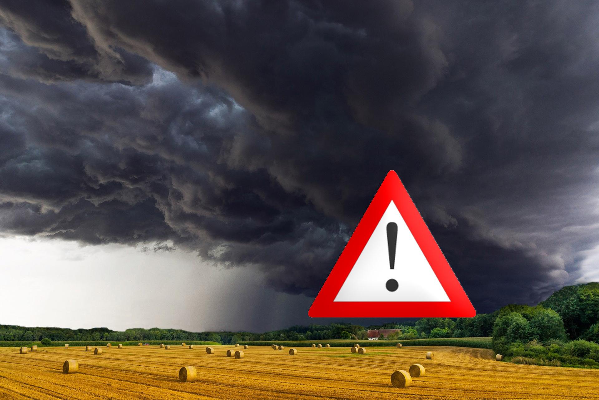 Unwetterwarnungen